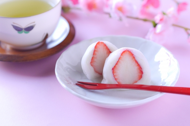 イチゴ大福誕生秘話