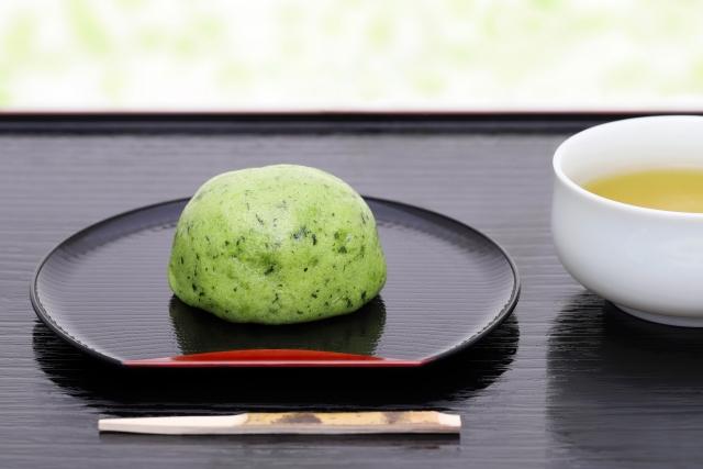 和菓子は美容に良いお菓子です!