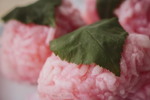 桜餅は地域によって別物の和菓子って本当?