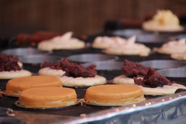 関東人の今川焼きは関西人の回転焼きと同じ和菓子なのか?